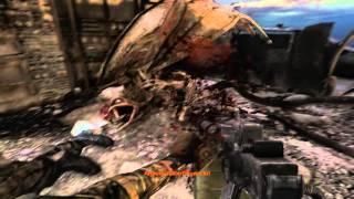 Metro 2033 - Ranger Hardcore Walkthrough Part 13 - Seperation + Tower + Top + Ethereal