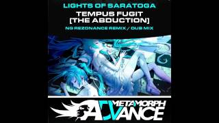 Lights Of Saratoga - Tempus Fugit (The Abduction) (NG Rezonance Remix) [Metamorph Advance]