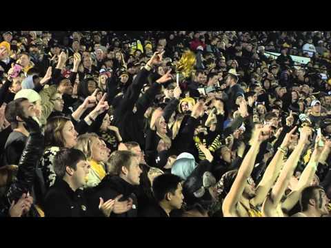 Field Cam:  Mizzou beats A&M to Clinch SEC East Title