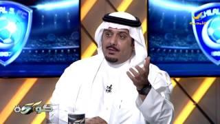 الأمير نواف بن سعد : ناصر الشمراني فيه مرجله