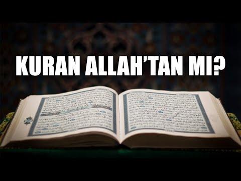 Kuran'ın Allah Tarafından...