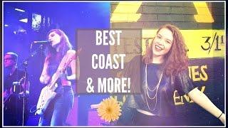 VLOG: Music Festival ft. Best Coast & More!