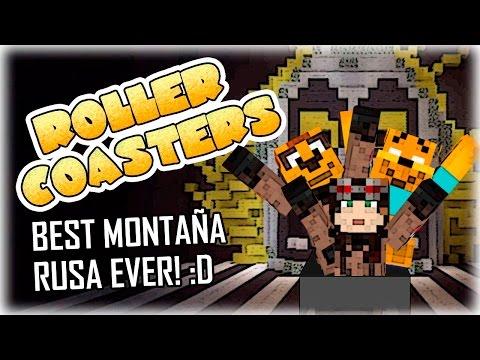Minecraft la monta a rusa de los cazafantasmas doovi - Minecraft boquete ...