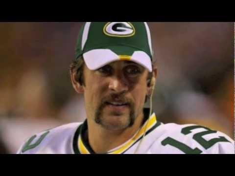 AMI Mustache Interview Green Bay Packers QB Aaron Rodgers
