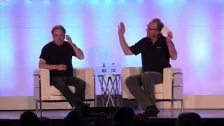 Linus Torvalds - LinuxCon North America 2016