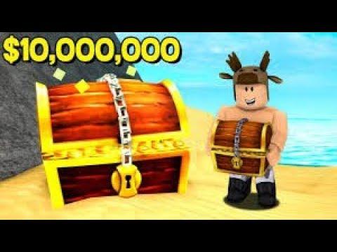 100,000,000 Para Veren Sandık!?/ ROBLOX Treasure Hunt Simulator / ROBLOX Türkçe