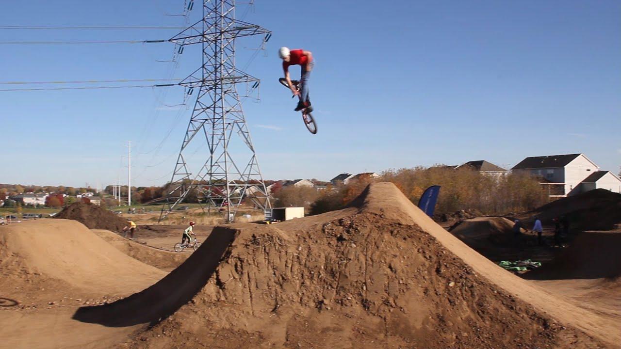 BMX & MTB Dirt Jumping- OktoberSHRED- Cottage Grove Bike ...