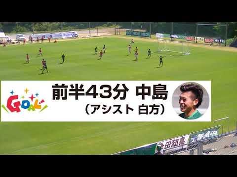 関西リーグ1部第3週のダイジェスト動画