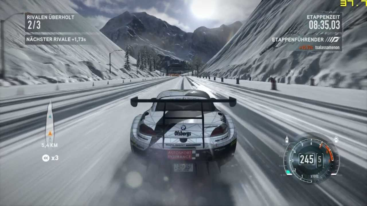 need for speed the run on intel hd graphics 4600 test youtube. Black Bedroom Furniture Sets. Home Design Ideas
