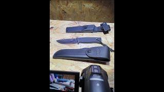 Нож Falkniven F1. Моё мнение