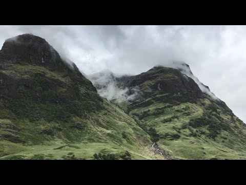 Enjoying the Wonders of Scotland in the Highlands
