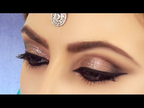 Subtle Taupe Indian / Asian Bridal Makeup