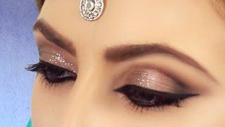 Subtle Taupe Indian / Asian Bridal Makeup thumbnail