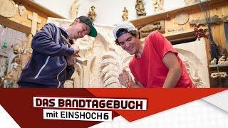 Deutsch lernen mit Musik (B1/B2) | Das Bandtagebuch mit EINSHOCH6 | Holz und Handwerk