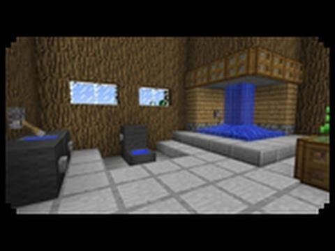 Minecraft how to make a shower youtube for Bathroom designs minecraft