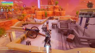 Fortnite* Save The World Missionary 121 Eye in the Sky Latous Valley