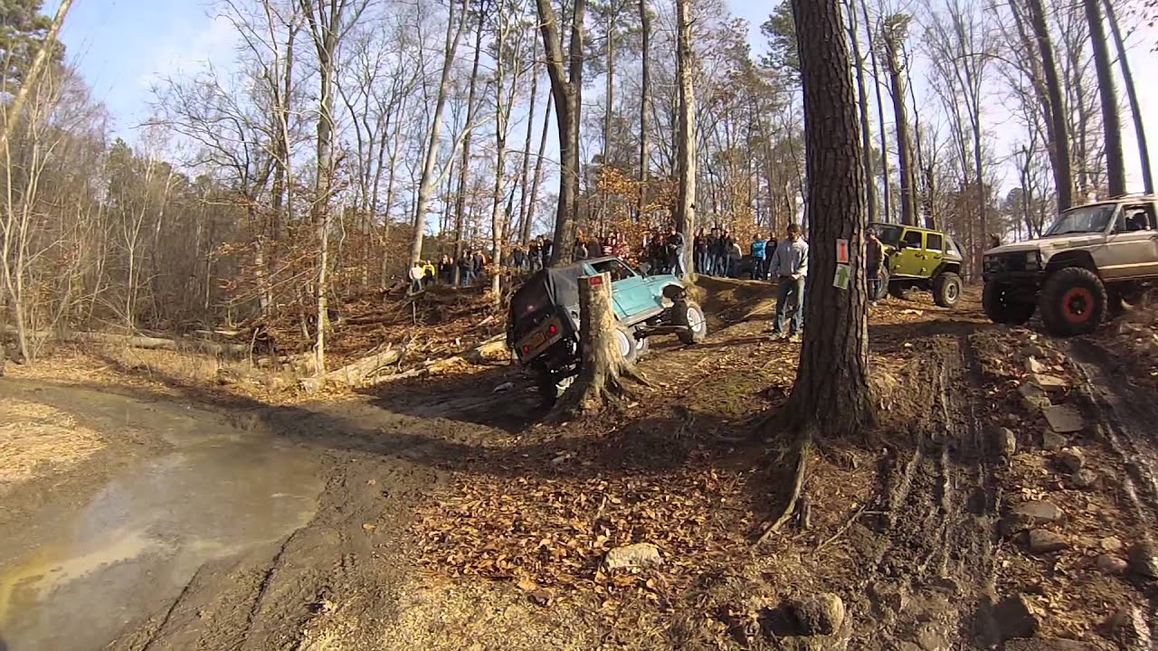 Starr motors off road day for wounded wheels 2015 youtube for Starr motors off road