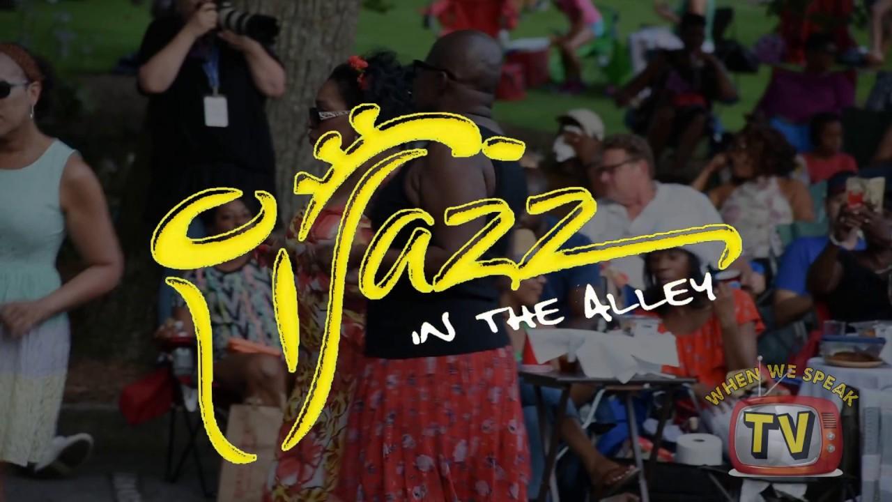 Sponsorship Opportunity: Jazz In The Alley- Norcross, GA
