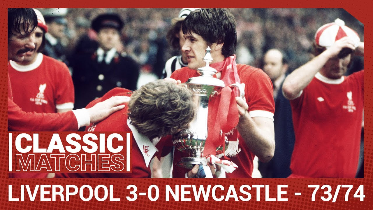 Cup Classic: Liverpool 3-0 Newcastle | Reds lift second FA Cup title