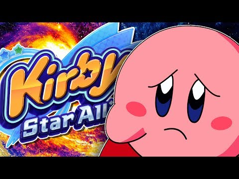 Kirby deserves a BIGGER Nintendo Switch Game than Kirby Star Allies