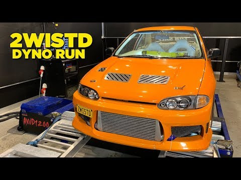 2WISTD - DYNO Power Run (Will it GO or will it BLOW?)