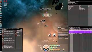 EVE Online - Its Bait.... It has to be.... W-Space Gank - 4K HD!