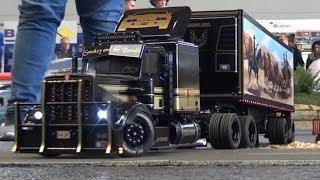 Bandit das ausgekochte Schlitzohr RC Modell Truck Faszination Modellbau Friedrichshafen 2017