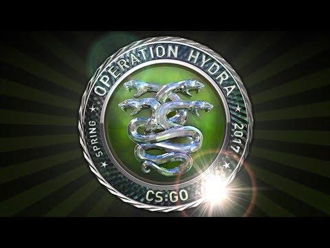 Operation Hydra for CS:GO