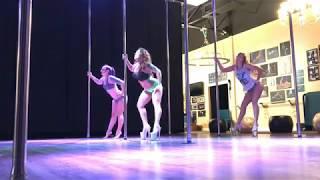New Rules - Dua Lipa Beginner Pole Dance Routine 5-22-18 Mp3