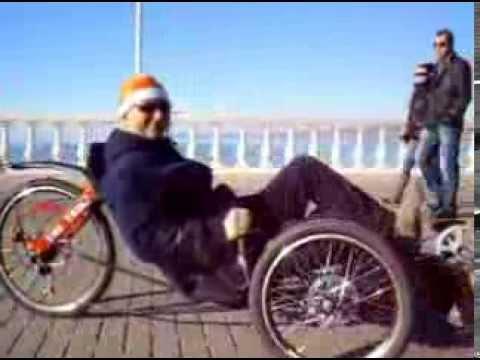 мой велотрайк