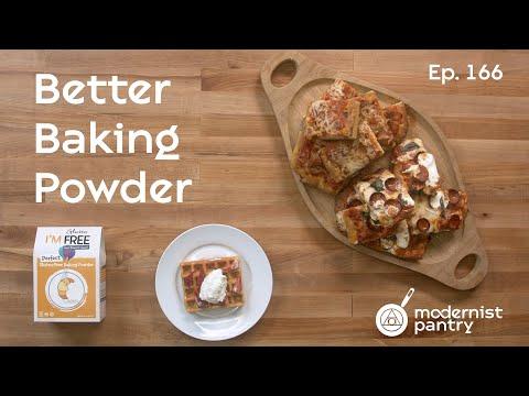 I'm Free Perfect Gluten Free Baking Powder? Better Baking Power Ep. 166