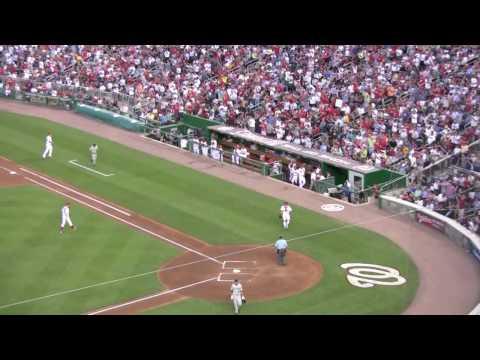 Stephen Strasburg Major League Debut Game Highlights