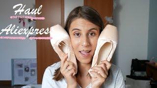 Haul Aliexpress #4 | Unhas, ballet, acessórios...
