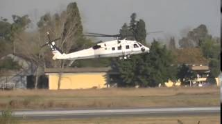 Sikorsky S-70A-30 Blackhawk H-01 en SAAR 20-06-2014