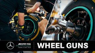 F1 Wheel Guns EXPLAINED!