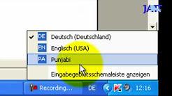 Tutorial: Punjabi Gurmukhi Unicode, Facebook, Fonts, Akhar - YouTube