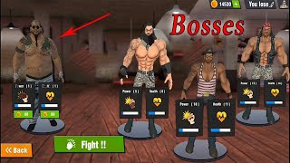 GYM Fighting Games: Bodybuilder Trainer Fight PRO Bosses Fight For Android screenshot 5