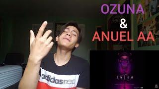 Ozuna - Única (Remix) (Feat. Anuel AA, Wisin & Yandel) [REACCIÓN]