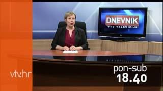 VTV Dnevnik najava 3. travnja 2017.