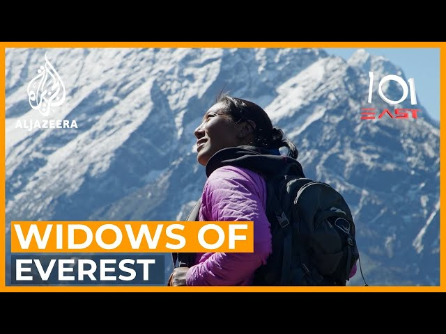 The Widows of Everest   101 East