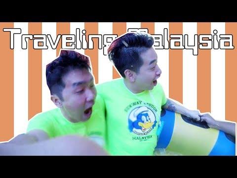Поездка в Малайзию -ONE DAY IN SUNWAY LAGOON