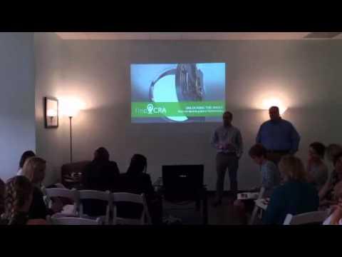 Find CRA Presentation - Unlocking the Vault for Nonprofits: Keys for Building Bank Partnerships