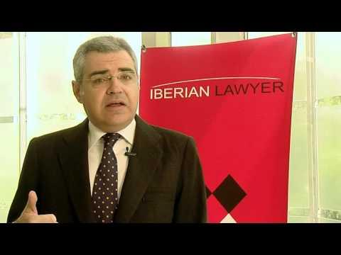 Iberian Lawyer TV: Pedro Pérez Llorca, Pérez Llorca
