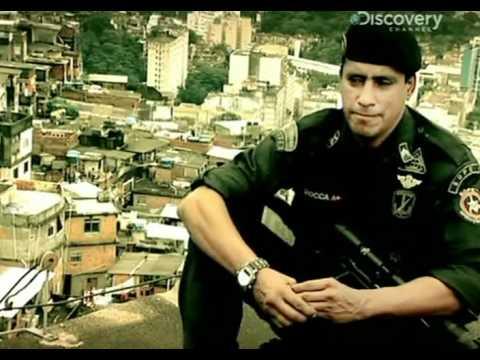 Policia de elite 1 Brasil BOPE