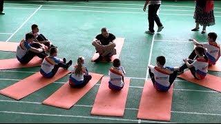 День ГТО без границ - физкультурный праздник для детей с ограниченными возможностями здоровья