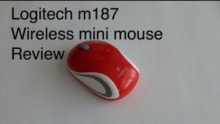 Logitech m187 mini Wireless mouse Review
