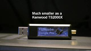 FUNcube Dongle: Out Of The Box test of this highly innovative SDR