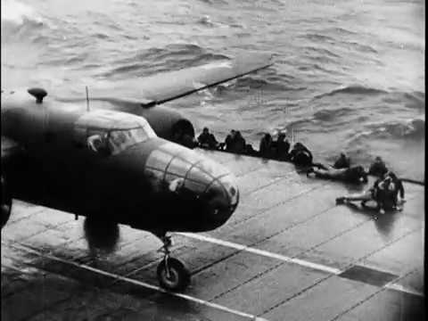 Battle of Midway - Best Quality US Navy 1942 - Ye Old Movie Vault