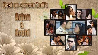 Kitani Mohabbat Hai couple Arjun and Arohi