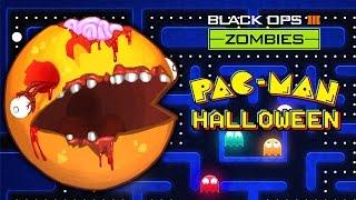 PACMAN HALLOWEEN - BLACK OPS 3 ZOMBIES MOD